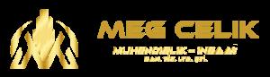 meg çelik logo gold