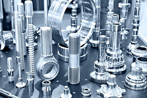 çelik bileşenleri