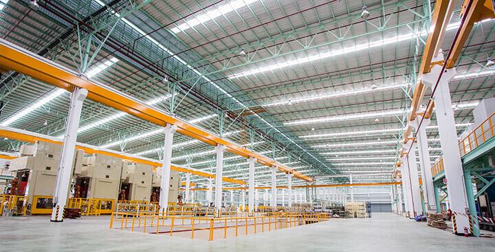 çelik yapıların avantajları